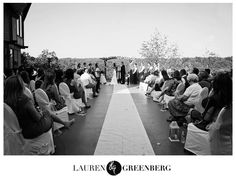 Ceremony at Tan-Tar-A's Windgate Plaza #TanTarA #wedding #LakeoftheOzarks #outdoorwedding