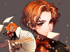 watching Now You See Me 2 made me wanna ♠♥Cinnamon Cookie♣♦ from Cookie Run
