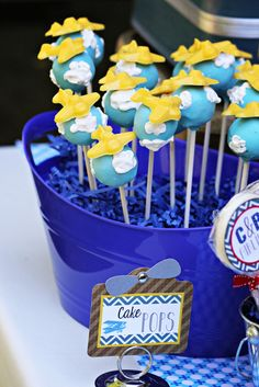 Airplanes Birthday Party Ideas Airplanes 21st and Birthdays