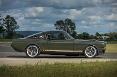 1965 Ford Mustang Espionage by Ringbrothers 00