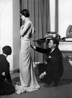Making Mainbocher – Main Rousseau Bocher – The First American Couturier