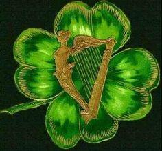 trifoglio iralandese celtico.jpg rispetto abbondanza amore salute