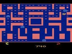 Ms. Pac-Man for the Atari 2600