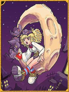 Loli Ruri Card - Ragnarok Online Ragnarok Card, Baphomet, Monster Design, Design Reference, Book Illustration, Character Concept, Kawaii, Manga, Drawings