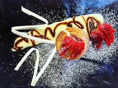 Tortino Bianco con Fragole fresche!! - La Fenice Pasticceria