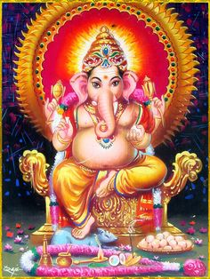 A New Year 2020 like never before! Soma yagya, a rare and grand ritual performed once in 1000 years for overall blessings of wealth, health & prosperity. Ganesh Lord, Shri Ganesh, Ganesha Art, Baby Ganesha, Lord Krishna, Durga Images, Ganesh Images, Shiva Art, Hindu Art