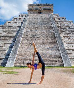 Chichén Itzá kukulcán