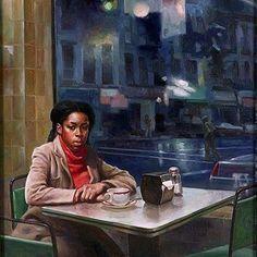 Edith Jackson by Max Ginsbur