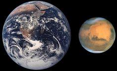 Pianeta Terra: Incontro Ravvicinato con Marte – Planet Earth: Close Encounter with Mars | DENEB Official ©