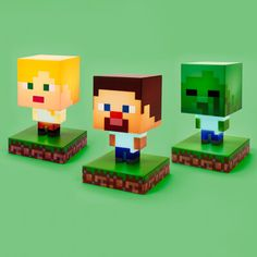 Turn those main lights off, turn these bad boys on, and get schwifty in here. These Rick And Morty Icon Lights Clever Gadgets, New Gadgets, Amazing Gadgets, Star Wars Icons, Minecraft Characters, The Bell Jar, Jar Lights, Unusual Gifts, Creative