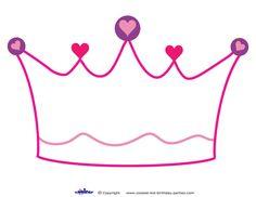 Best Photos of Free Princess Crown Templates - Art Clip Tiara ... - ClipArt Best - ClipArt Best
