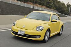 Volkswagen The Beetle Design(フォルクスワーゲン ザ・ビートル「デザイン」) | 画像 | 所さんも認めた! フォルクスワーゲン「ザ・ビートル」フォトギャラリー