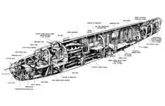 B-24 Liberator - Cutout
