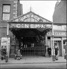 Stephen's Green Curzon cinema, Abbey Street Cinema queue for 'Love Story' and 'Madam X,' Thunderbolt & Lightfoot and Fuzz Palace Cinema, Dublin T… Dublin Street, Dublin City, Old Pictures, Old Photos, City Roller, British Home, Irish Culture, Rocky Horror Picture, Grand Homes