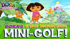 DORA l'Exploratrice - Mini Golf - ABONNEZ-VOUS