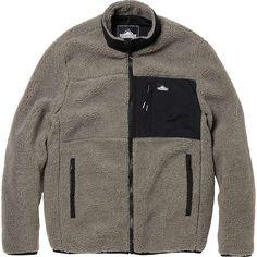 Penfield Men's Mattawa Fleece Jacket - XXL - Grey