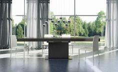 ASTOR Extendable Modern Dining Table