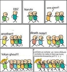 Quand des otakus de rencontrent