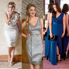 τρια φορεματα για μεγαλα μεγεθη, πατρον για επισημα φορεματα απο τον Burda που μπορειτε να ραψετε μονες σας με όλες τις οδηγιες