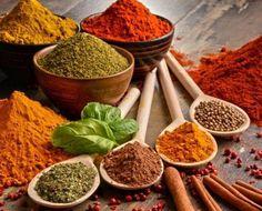Mélanges d'épices parfaits pour le bbq de Marchette - BBQ classique par ZESTE Quantité : 250 ml (1/2 tasse) 60 ml (4 c. à soupe) de paprika doux 45 ml (3 c. à soupe) de sel 30 ml (2 c. à soupe) de ... Herbs For Health, Healthy Herbs, Healthy Cooking, Ayurveda, Curcuma Latte, Ayurvedic Home Remedies, Spices And Herbs, Spice Blends, Daily Meals