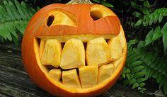 Fun Creative Pumpkins, Funny Pumpkins, Halloween Themes, Cute Halloween, Halloween Pumpkins, Halloween 2017, Halloween Decorations, Halloween Stuff, Halloween Crafts