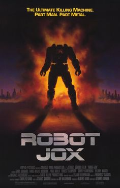Watch Robot Jox full hd online Directed by Stuart Gordon. With Gary Graham, Anne-Marie Johnson, Paul Koslo, Robert Sampson. It is post-World War III. War is outlawed. In its place, are matche Fiction Movies, Sci Fi Movies, Good Movies, Science Fiction, 2018 Movies, Movies Online, Original Movie Posters, Movie Poster Art, Pacific Rim