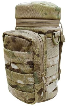 Condor Pouch Multicam 10 X Inch for sale online Camping Survival, Survival Gear, Camping Gear, Camping Hacks, Molle Pouches, Hydration Pack, Cheap Bags, Tactical Gear, Backpacks