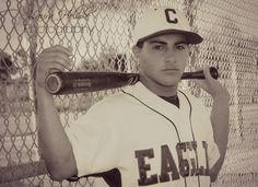 Senior baseball pictures