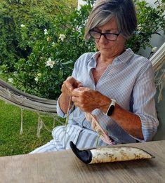 Knit Crochet, Knitting, Vintage, Crochet Dresses, Table Toppers, Weaving Techniques, Knits, Tricot, Breien