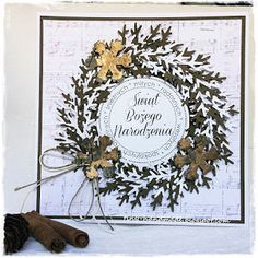 Wreaths, Cards, Handmade, Decor, Hand Made, Decoration, Door Wreaths, Deco Mesh Wreaths, Maps