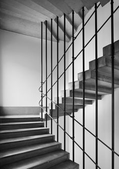 """411. Jože Plečnik /// Peglezen House (the Charcoal Iron House) /// Ljubljana, Slovenia /// 1933-34 OfHouses guest curated by Studiospazio: """"The loggia on the second floor is perceived as a canopy due..."""
