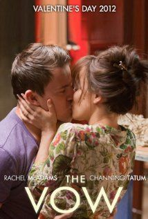 The Vow! I can't wait to see this movie. I hope it doesn't disappoint. @Samantha Sayler