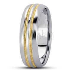 14K #Gold High Polished Milgrain Basic Design Wedding Band #Wedding #Band #weddingband #ring #25karats Gold Band Ring, Band Rings, Simple Wedding Bands, Wedding Rings, Polish, Carving, Engagement Rings, Silver, Color