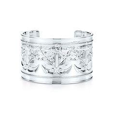 Bracelet Ancre Atelier d'orfèvrerie de Tiffany, argent, moyen.