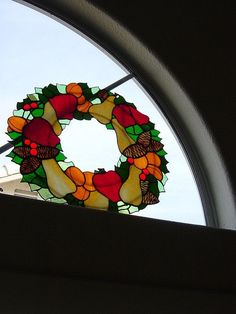1000+ images about Fruits & Vegetables - Stained Glass on Pinterest