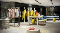 Your Local Guide To Style and Fashion in Zurich: STORES & GOODS presents Modissa// Kreis 1