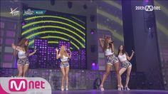 최강 걸그룹 씨스타의 압도적인 건강+섹시미 M COUNTDOWN 421화