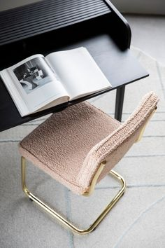 Bar Chairs, Bar Stools, Dining Chairs, Dining Room, Cantilever Chair, Kitchen Worktop, Classic Gold, Penne, Gliders