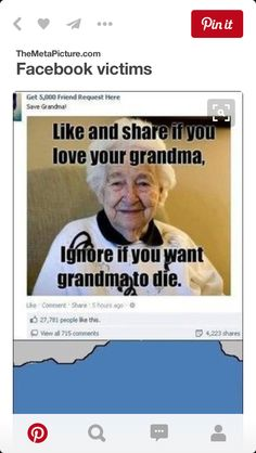 I ❤️my grandma