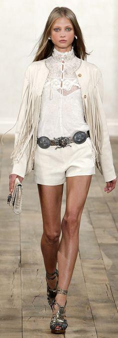 Spring 2011 Ready-to-Wear  Ralph Lauren