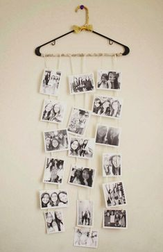 DIY Picture Displays that Don't Involve Frames