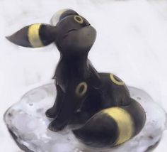 Eevee-lution Umbreon