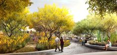 West 8 Urban Design & Landscape Architecture / news / Colwell Shelor + West 8 + Weddle Gilmore Selected to Redesign Arizona's Mesa City Center