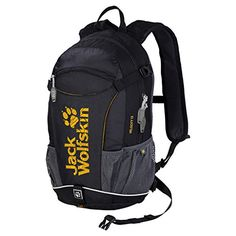 Jack Wolfskin Velocity 12 Rucksack Black One Size *** This is an Amazon Affiliate link. More info could be found at the image url.