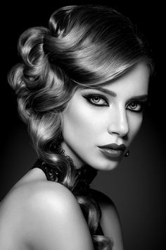Best Pop Art Black And White Face Pictures 31 Ideas Black And White Portraits, Black White Photos, Black And White Photography, Beauty Photography, Portrait Photography, Fashion Photography, Hair Rainbow, Photographie Portrait Inspiration, Black And White Face