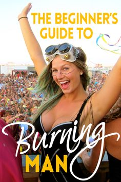 Beginner's Guide to Burning Man