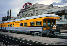 RailPictures.Net Photo: DRGW 100 Denver & Rio Grande Western Railroad business car at Denver, Colorado by Mike Danneman