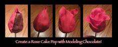 rose cake pops - Google Search