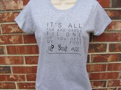 Veronica Mars Quote TShirt by WickedLemonCreations on Etsy, $15.00