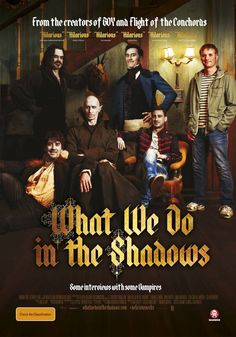 What We Do in the Shadows. *arm catches on fire* what's this? I thought we were suppose to sparkle or something!